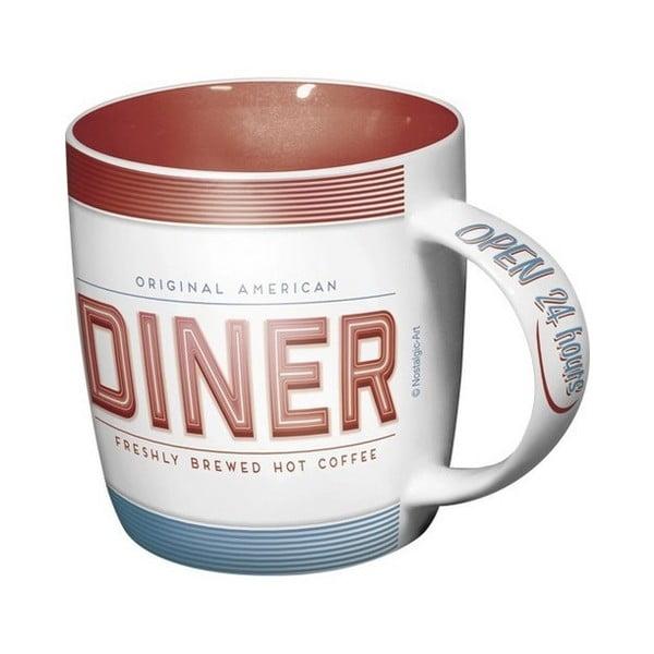 Keramický hrnek Diner, 330 ml