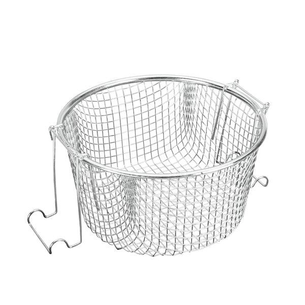 Krumplisütő kosár, ⌀ 22 cm - Metaltex