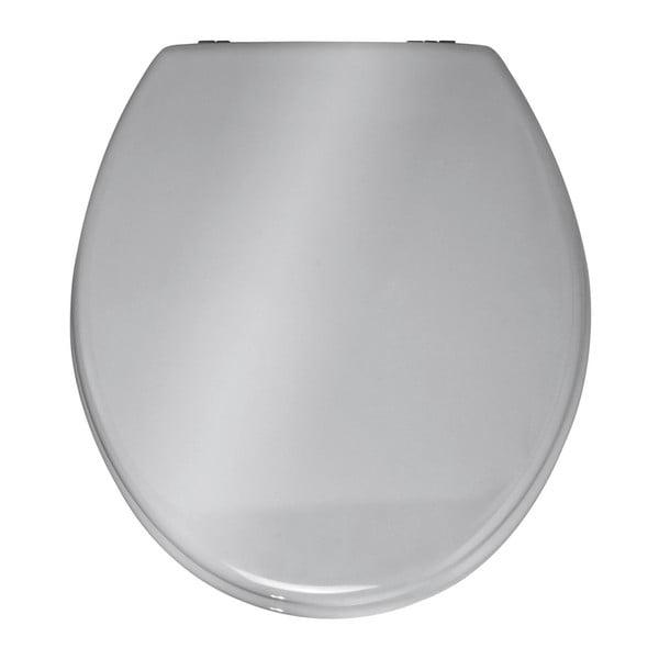 Prima szürke WC-ülőke, 41 x 38 cm - Wenko