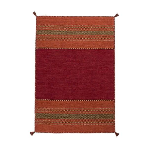 Koberec Native 120x170 cm, červený