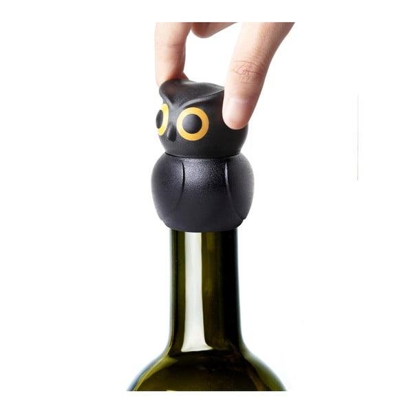 Uzávěr vína Qualy&CO Owl Wine Stopper