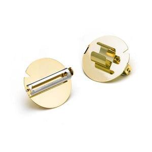 Curățător în formă de inel e-my, auriu