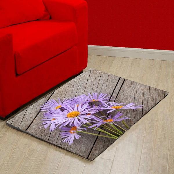 Vinylový koberec Wooden, 52x75 cm