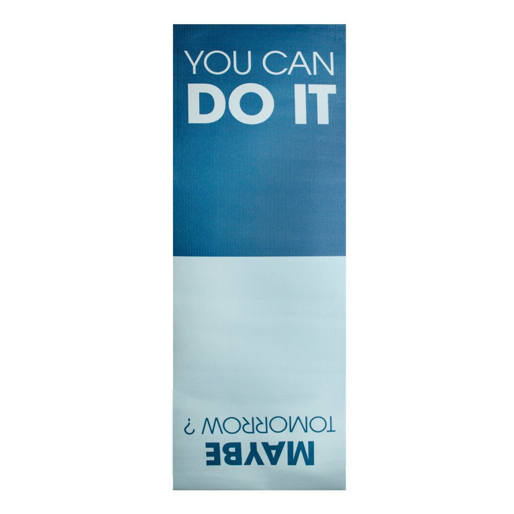 Podložka na jógu Le Studio You Can Do It Yoga Mat
