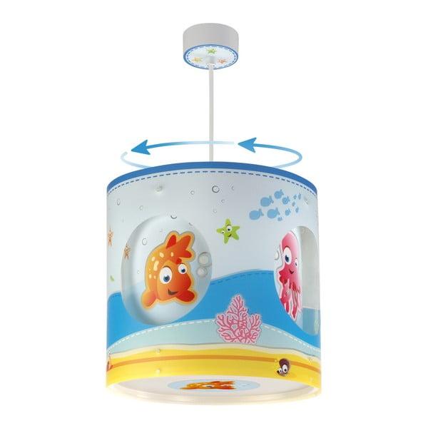 Závěsná lampa Aquarium, otočná