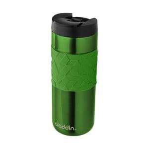 Zelený termohrnek Aladdin Easy-Grip Leak-Lock™, 470 ml