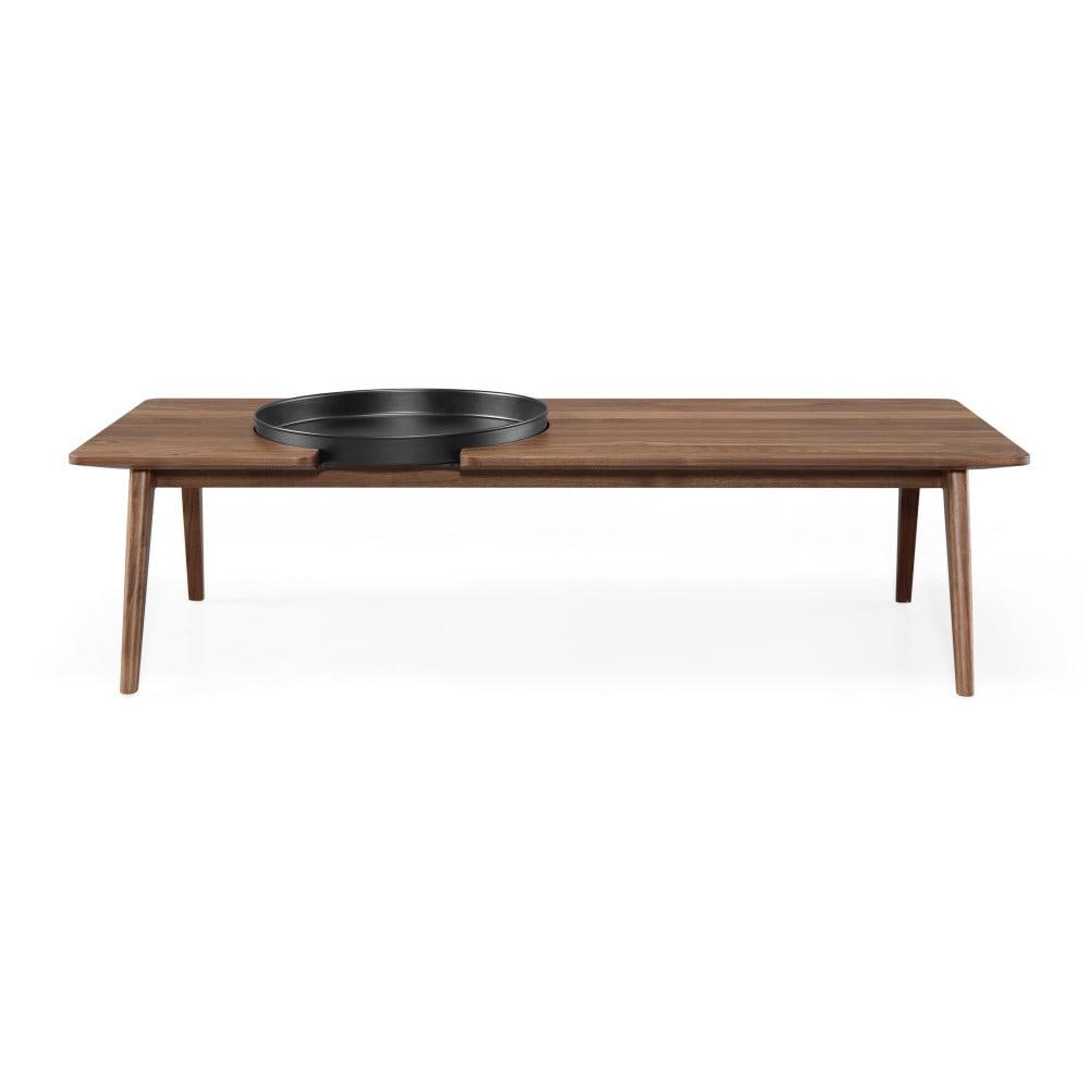 Konferenční stolek z ořechového dřeva Wewood - Portuguese Joinery Bica