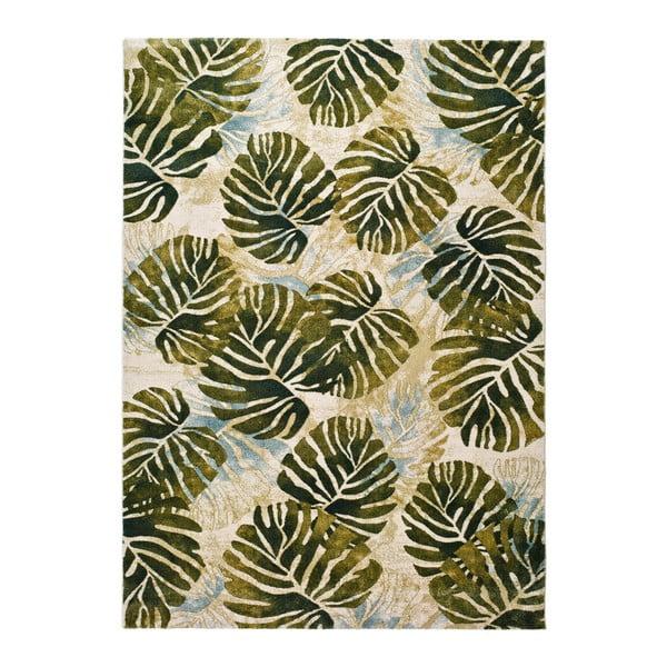 Covor Universal Tropics Multi, 120 x 170 cm, verde - bej