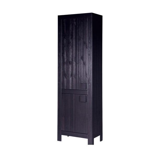 Skříň Joep Black, 200 cm