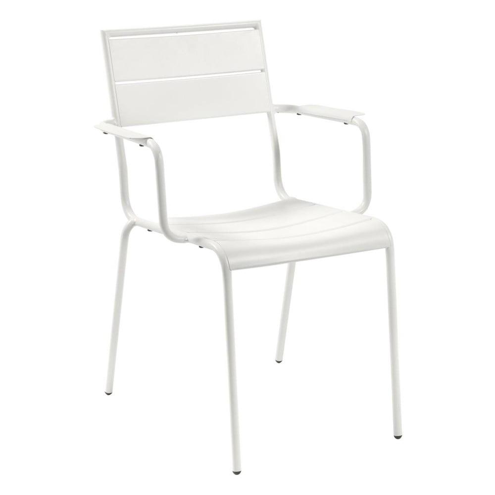 Světle šedá židle La Forma Allegian