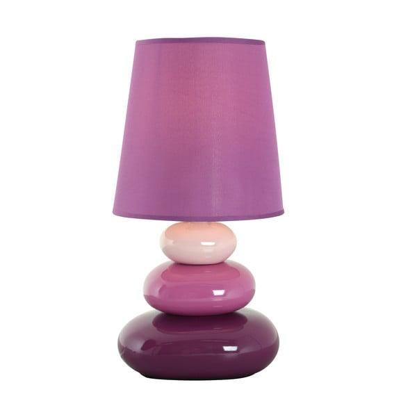 Stolní lampa Stoff Purple