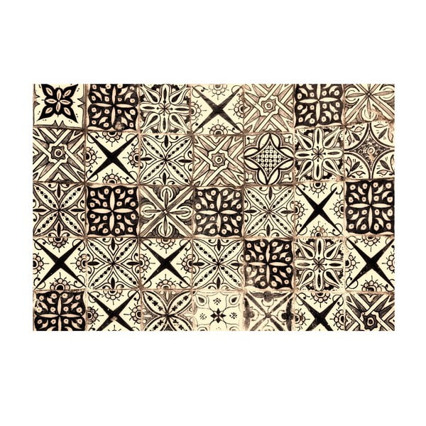 Vinylový koberec Yaminah, 100x150 cm