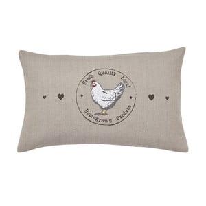 Polštář z bavlny Cooksmart ® Farmers Kitchen,50x30cm