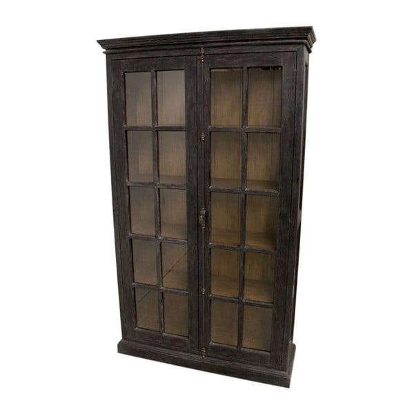 Hnědá dřevěná komoda HSM collection Durhan