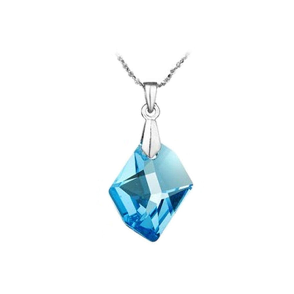 Náhrdelník s krystaly Swarovski Elements Crystals Storm