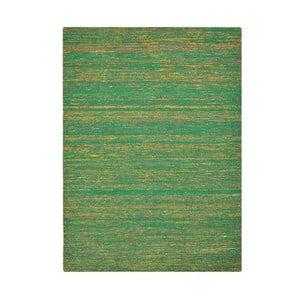 Ručně tkaný koberec Sari, 120x180 cm, zelený