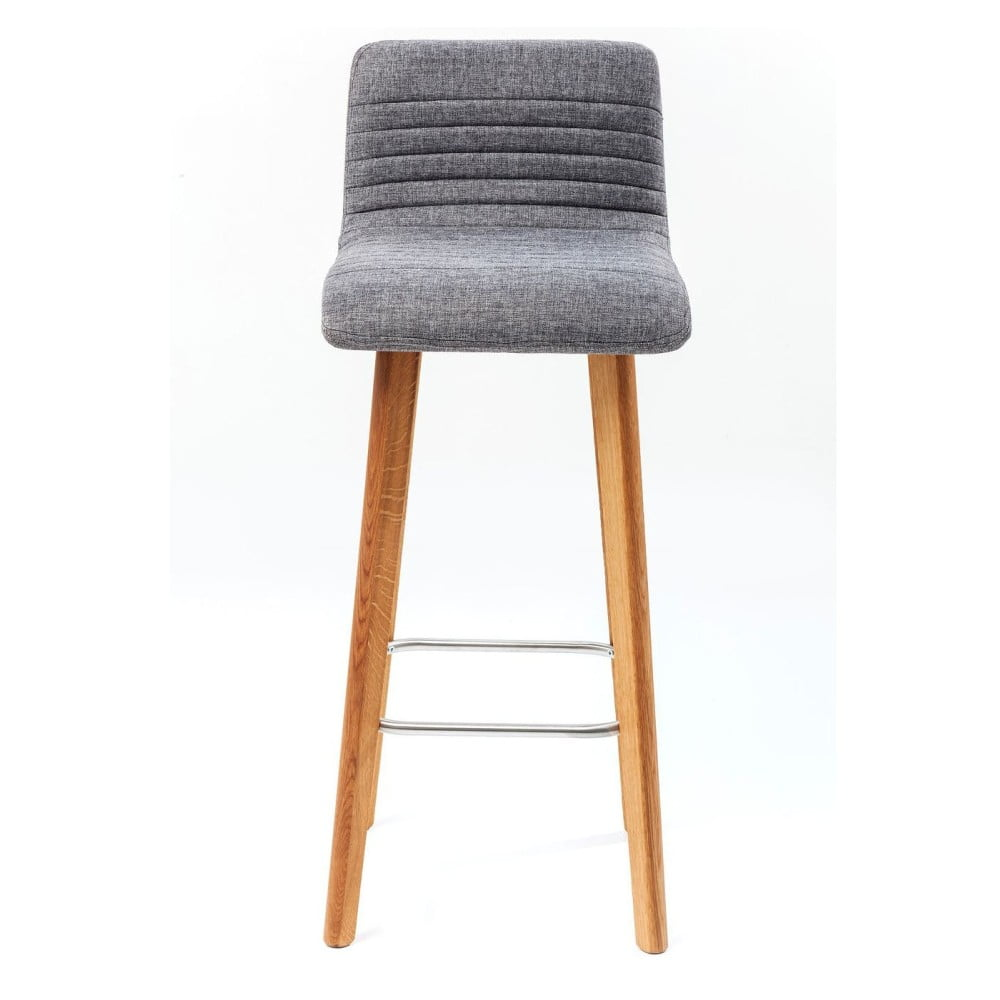 Šedá barová židle Kare Design Lara thumbnail