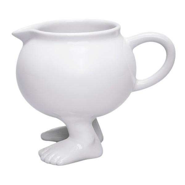 Konvička na mléko s nožičkami