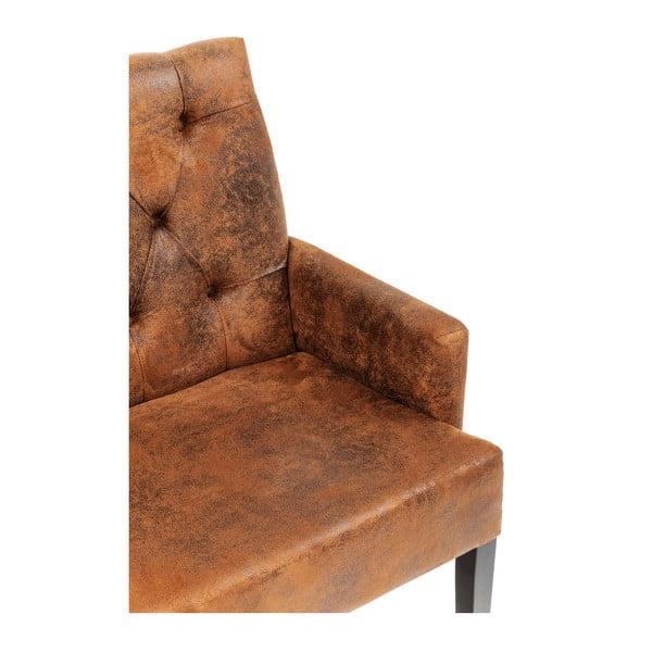 Pohovka s kontrukcí z bukového dřeva Kare Design Vintage, délka 162 cm