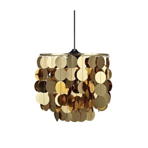 Stropní světlo ve zlaté barvě Markslöjd Zumba