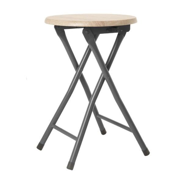 Skládací stolička Foldable Black