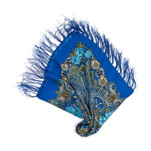 Šátek Etno Chusty Blue