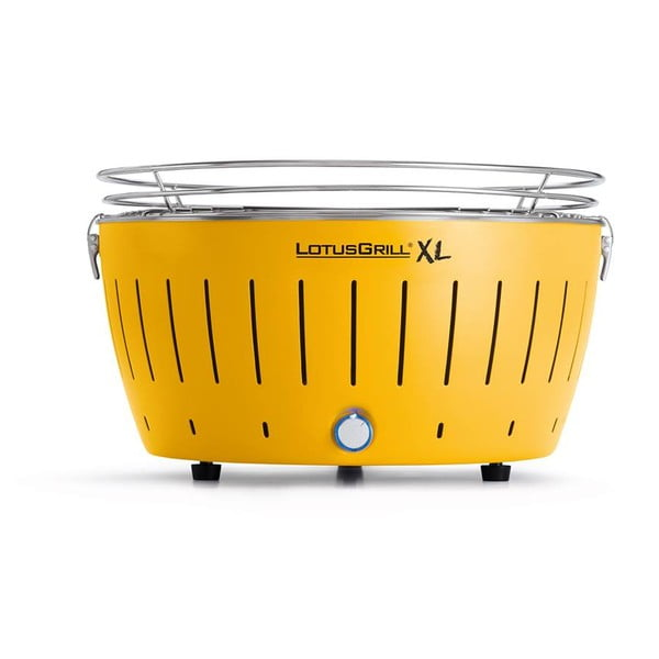 Bezkouřový gril LotusGrill XL Corn Yellow