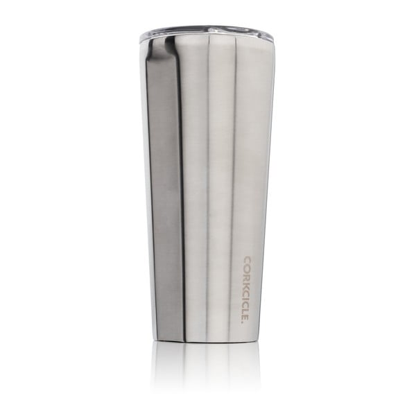 Stříbrný termohrnek Corkcicle, 700ml
