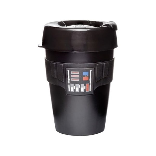 Cestovný hrnček s viečkom KeepCup Star Wars Darth Vader, 340 ml