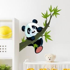Samolepka Fanastick Panda On Branches