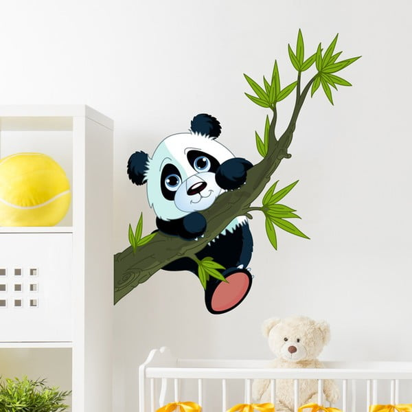 Panda On Branches falmatrica - Ambiance