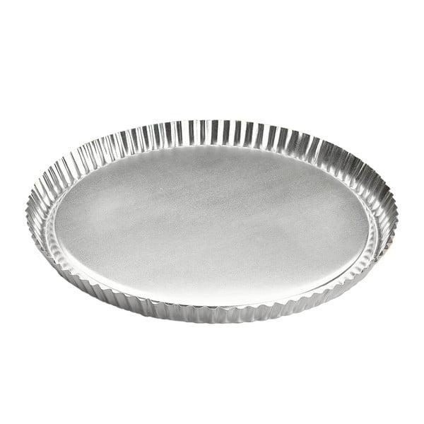 Formă de copt pentru plăcintă Metaltex Flan, ø 30 cm