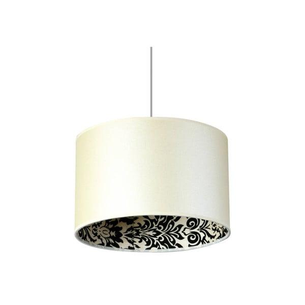 Bílé stropní svítidlo Saparato Bianco