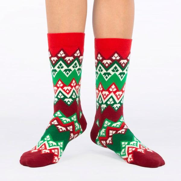 Dárková sada ponožek Ballonet Christmas, velikost 41-46