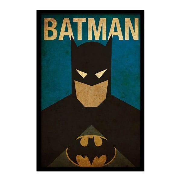 Plakát Batman, 35x30 cm