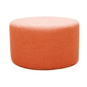 Oranžová podnožka Vivonita Jana