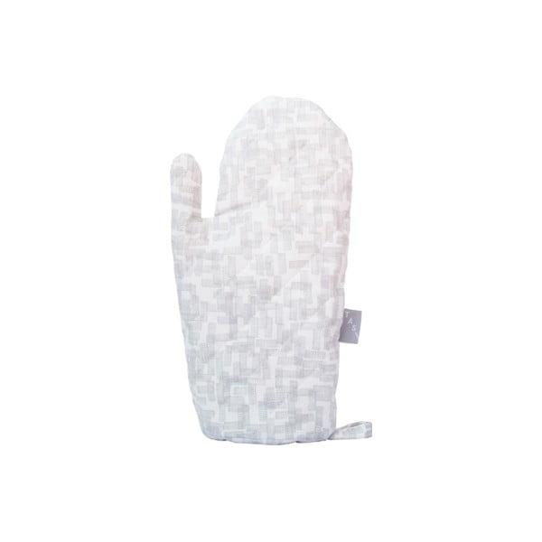 Kuchyňská rukavice Schemer, šedá