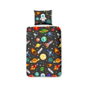 Dětské povlečení Planets, 140x200 cm