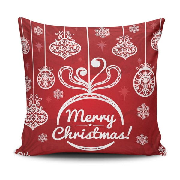 Very Merry Christmas párna, 45 x 45 cm
