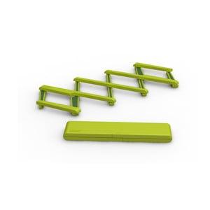 Skládací podložka Stretch, zelená