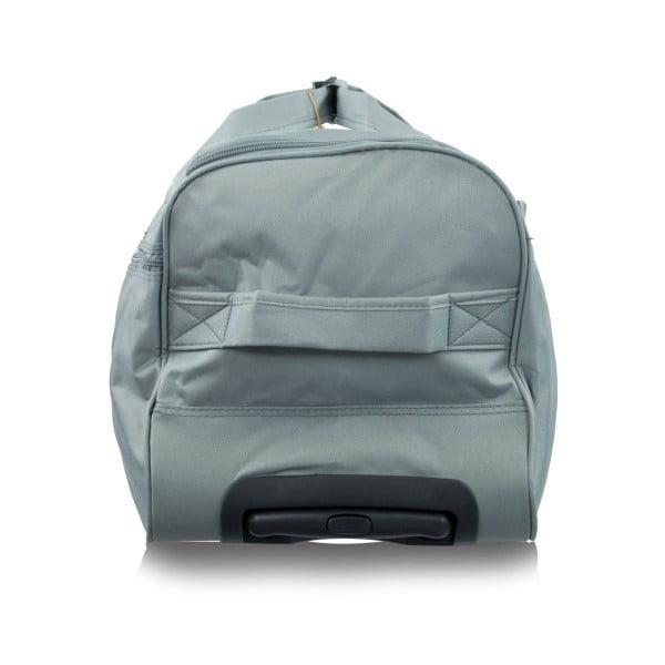 Šedá cestovní taška na kolečkách Infinitif, 66l