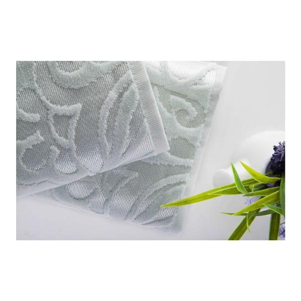 Sada 2ks ručníků Kumsal Water Green, 50x90 cm