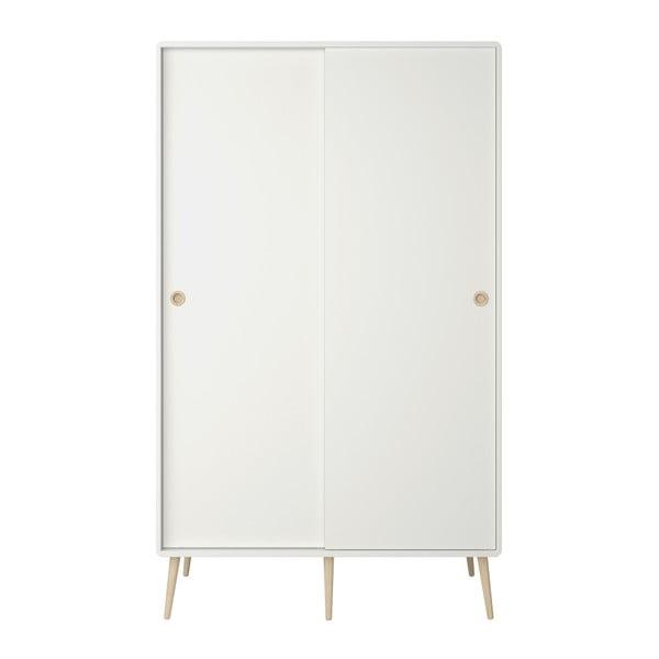 Dulap Steens Soft Line, 189,9 x 113 cm, alb - crem