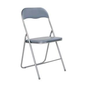 Šedá skládací židle House Nordic Fold