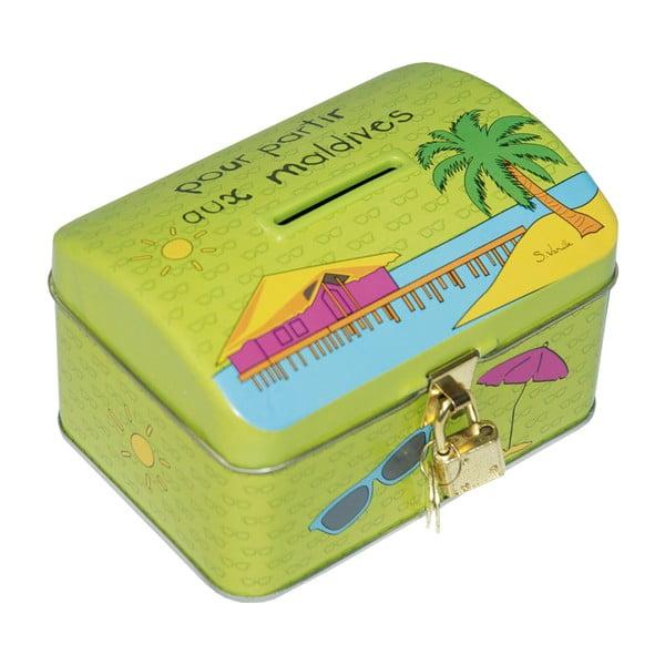 Krabička na peníze Pour Partir de Maldives