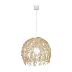 Stropní světlo Naeve Struwel Beige, 35x40 cm