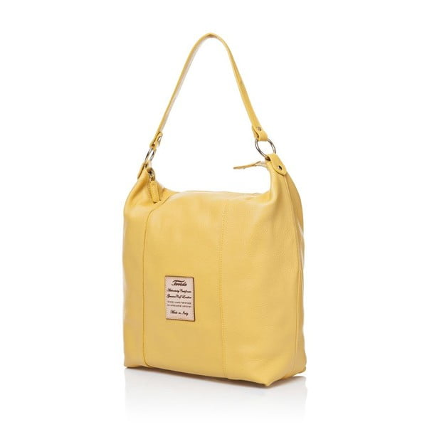 Kabelka Agathe Yellow