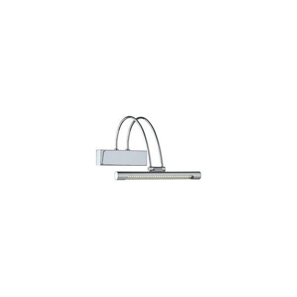 Nástěnné svítidlo Evergreen Lights Bow Chromo, 26 cm