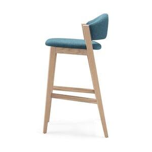 Barová židle s konstrukcí z dubového dřeva Wewood - Portuguese Joinery Caravela