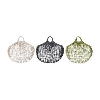 Set 3 sacoșe din plasă Esschert Design imagine